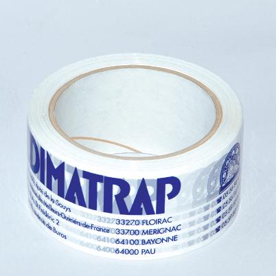 Exemple ruban adhesif imprimé