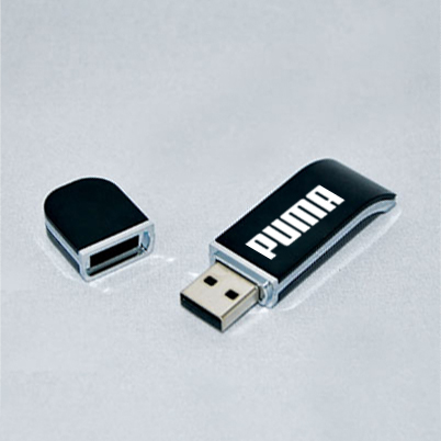 Impression clé USB 'pure'