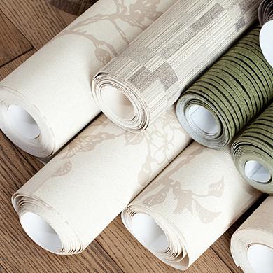 Papier peint personnalisé en rouleau
